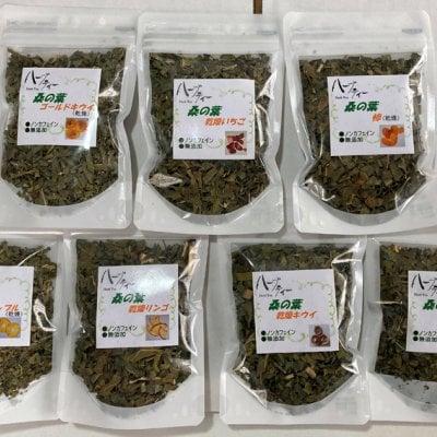 【送料無料】ハーブティー 桑の葉茶 乾燥果物7種バラエティセット【MUSOU SELECT】