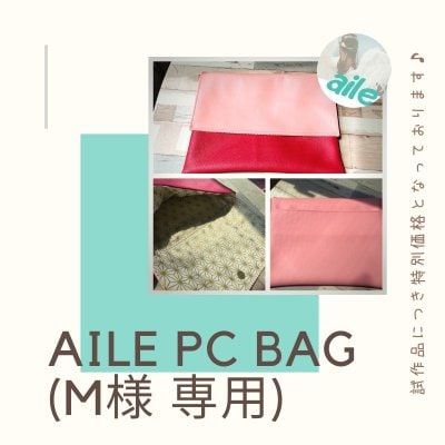 AilePCBag【M様オーダー】
