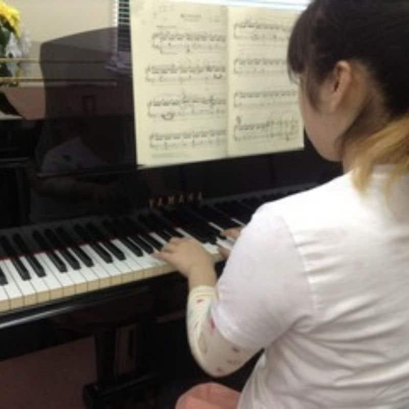 不定期ピアノ(オンライン)レッスン60分・8回チケットのイメージその2