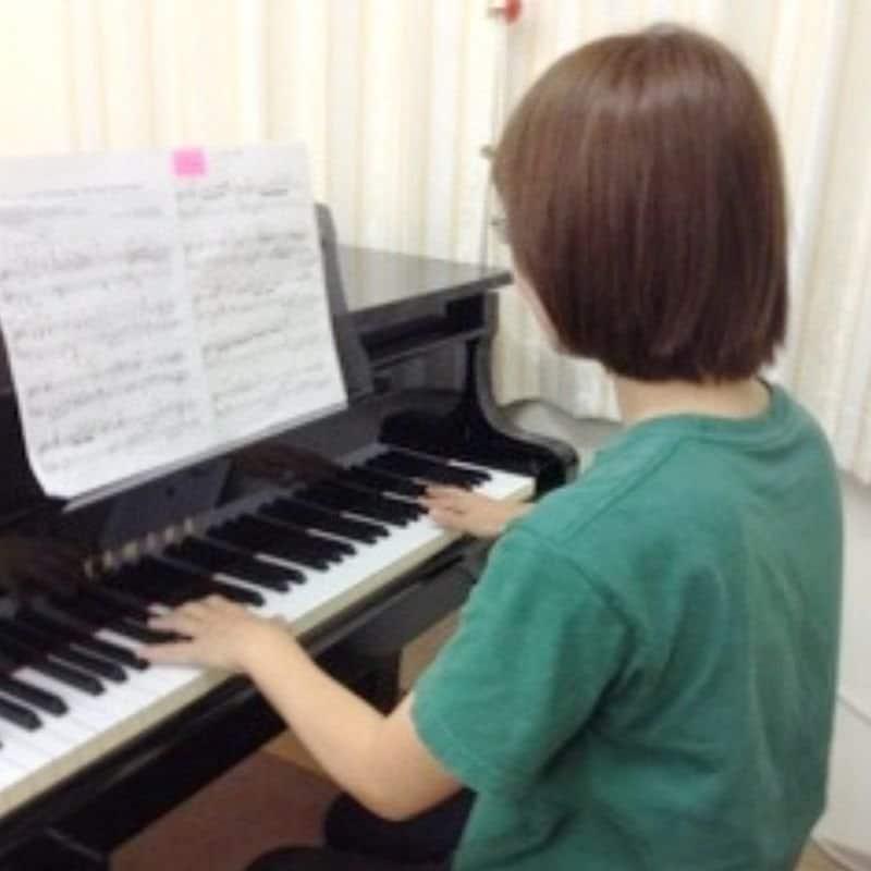 フリーピアノレッスン 60分・1回チケットのイメージその3