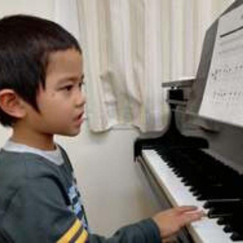 定期1ヶ月ピアノレッスン 60分/週のイメージその1