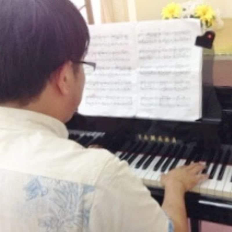 不定期ピアノレッスン(オンライン)45分・8回チケットのイメージその1