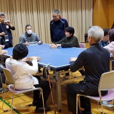 卓球療法(1時間2〜10人)
