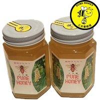 国産純粋蜂蜜(トチ蜜 180g 2本セット)三木養蜂場