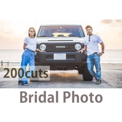 映像制作|福岡|鹿児島|ステキメーカー【写真商品】結婚式「平日限定ロケ写真撮影プラチナ」
