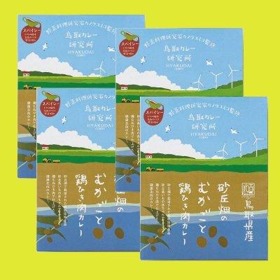 ★野菜料理研究家カノウユミコ監修【鳥取県産砂丘畑のむかごとひき肉カレ...