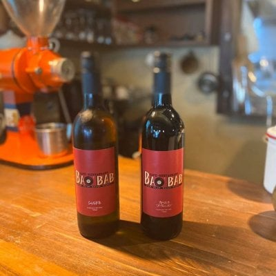 【店頭受け渡し用】バオバブオリジナルワイン赤・白