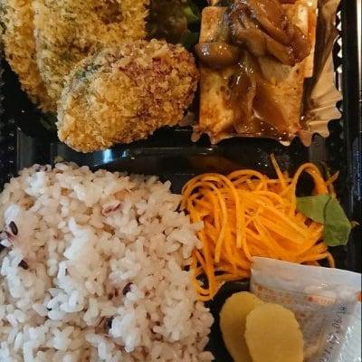 【店頭受け渡し専用】菜食のお弁当