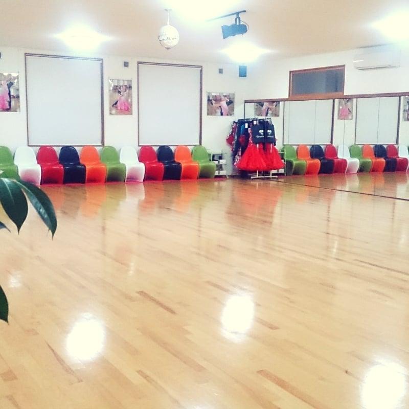 レンタルスペースBALL HALL  ダンス・ヨガ・ピラティスなどスポーツ系教室のほかイベント・パーティー・フリマ・などでも利用出来るウェブチケットのイメージその1
