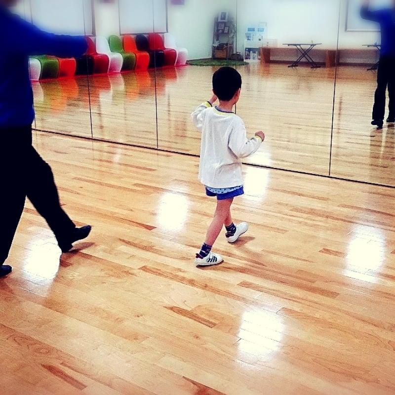入会金&初年度年会費無料!幼児社交ダンスクラス1カ月コースのイメージその2