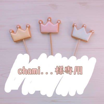 【chami...様専用】10/19発送 バースデー用アイシングクッキー