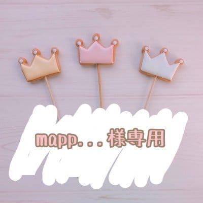 【mapp...様専用】12/14発送 バースデー用アイシングクッキー