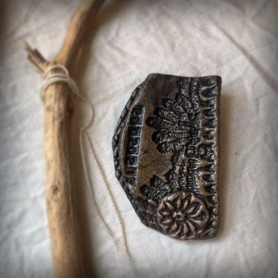 【ブローチ】cacera brooch I