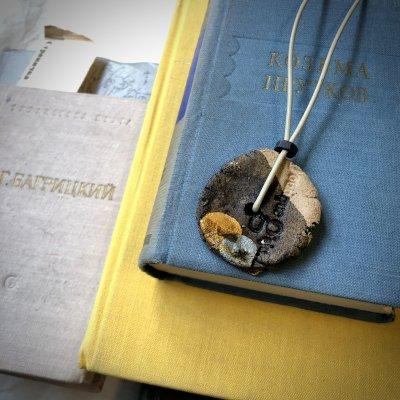 【ペンダント】今日という日へのメダル d