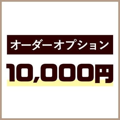 オーダーオプション10,000円