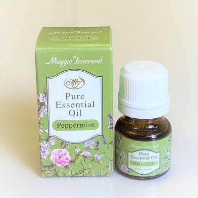 抗菌力発揮!頭痛の鎮痛作用や、胃痛にも使える。ペパーミント精油 神...