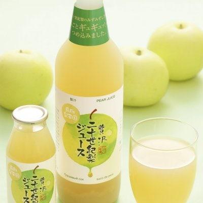 鳥取県のワンランク上を目指したブルーベリーや二十世紀梨ジュース【やみつきグルメ道場】