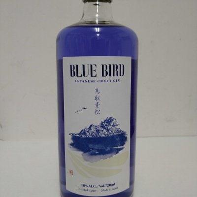 クラフトジン BLUE BIRD 鳥取青松 ALC.40%