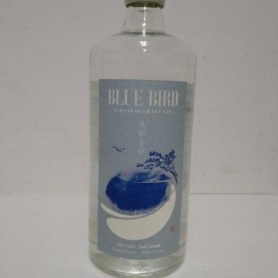 クラフトジン BLUE BIRD 鳥取白砂 ALC.55%