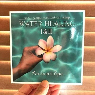 癒しの音楽CD WATER HEALING Ⅰ&Ⅱ