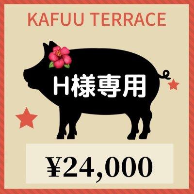 【現地払い】H様専用チケット¥24000