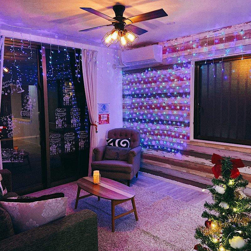 ⭐️期間限定⭐️240㎝のクリスマスツリーをご用意♪飾り付けや片付け不要‼︎【クリスマスパーティープラン5時間6,000円】一棟時間貸し〜 Harbor SEIWA 〜のイメージその6
