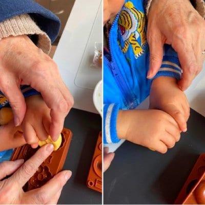 粘土で作るかわいいドーナツストラップ作り/クレイワークショップウェブチケット(500円税込50ポイント付)