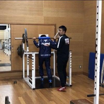 学生パーソナルトレーニング(ケガ予防・パフォーマンスアップ)
