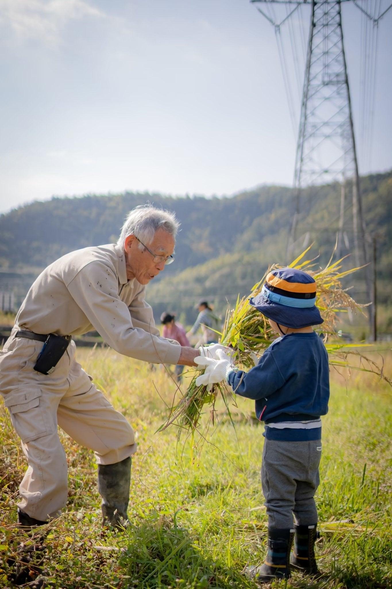 山田さんの農業塾のイメージその3