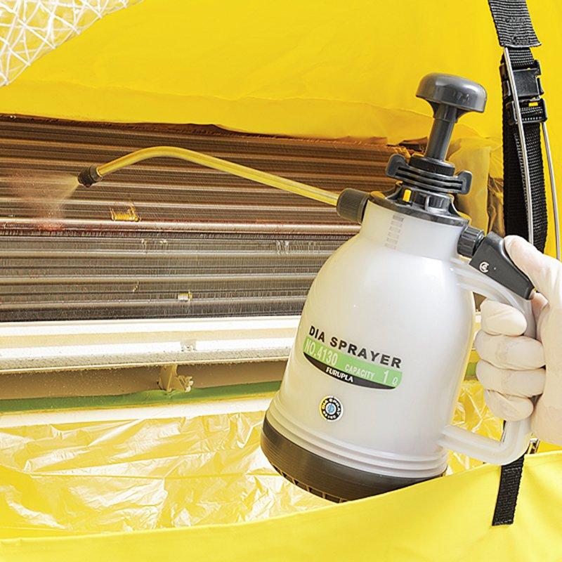 天井埋込タイプ エアコンクリーニング(1台)+抗菌コート(愛知県 春日井市|岐阜県 土岐市周辺対象)のイメージその2