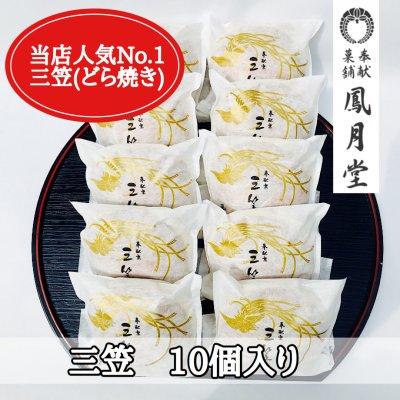 【当店人気ナンバー1】三笠(どら焼き)10個入り