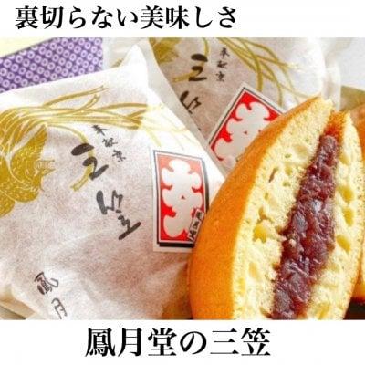 【高ポイント10%還元中】三笠(どら焼き)6個入り