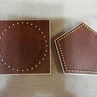 糸掛け曼荼羅作成キット丸形+5角形
