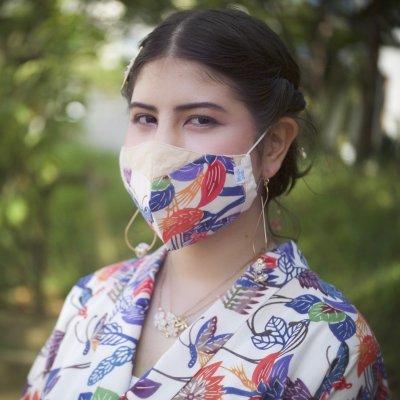 【沖縄発】ちゅら布マスク