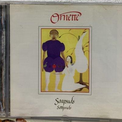 【中古CD JAZZtk0011】ORNETTE COLEMAN・CHARLIE HADEN / SOAPSUDS,SOAPSUDS/731453191723