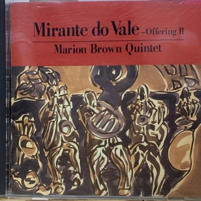 【中古CD JAZZtk0013】Marion Brown Quintet / Mirante do Vale -offeringⅡ