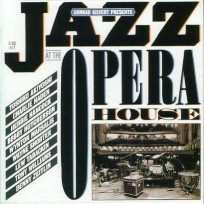 【中古CD jamaica0565】Conrad Silvert Presents Jazz At The Opera House / ジャズ・アット・オペラ・ハウス / オムニバス , ハービー・ハンコック 、セロニアス・モンク他