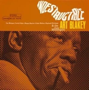 【中古CD jamaica0581】アート・ブレイキーART BLAKEY&ザ・ジャズ・メッセンジャーズ / インデストラクティブル!+1(紙ジャケット仕様)