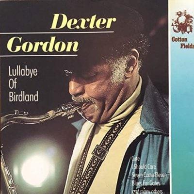 【中古CD jamaica0589】テナーサックス奏者:DEXTER GORDON デクスター ゴードン / LULLABYE OF BIRDLAND ララバイ オブ バードランド
