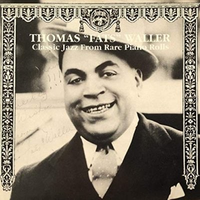 "【中古CD jamaica0588】Thomas""Fats"" Waller Classic Jazz From Rare Piano Rolls"
