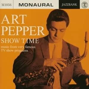 【中古CD jamaica0640】アート・ペッパーART PEPPER / SHOW TIME