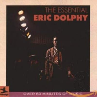 【中古CD jamaica0641】エリック・ドルフィー ERIC DOLPHY / The Essential