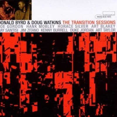【中古CD jamaica649】DONALD BYRD & DOUG WATKINS / Transition Sessions オリジナルレコーディングのリマスター, 限定版