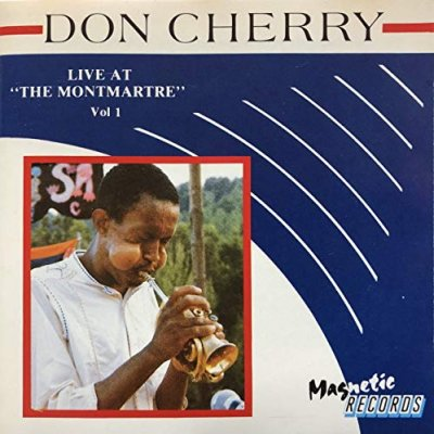 【中古CD jamaica0648】Don Cherry ‎– Live At