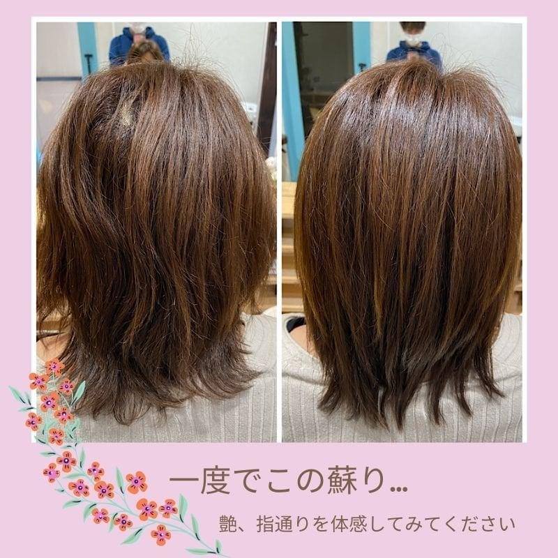 初回限定|美髪髪質改善トリートメントお試しウェブチケットのイメージその2