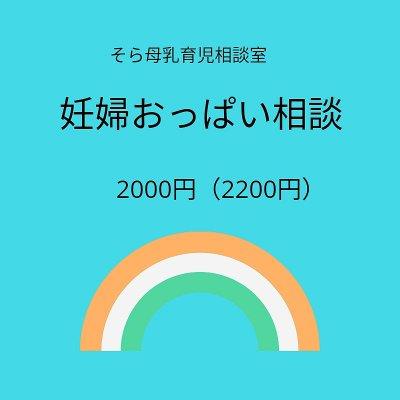 妊婦おっぱい相談 2000円(外税)現地払い