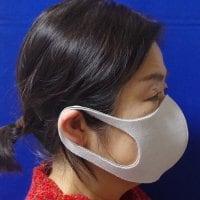 洗える抗菌・消臭マスク 白 Mサイズ