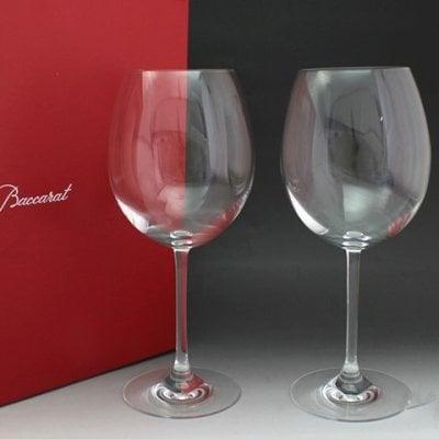 【Baccarat/バカラ】デギュスタシオン ボルドー 2本セット/ベストセラー/ワイングラス/2610-926