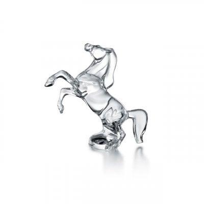 【Baccarat/バカラ】いななく馬/フィギュリン/ベストセラー/乗馬、馬術...
