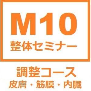 【調整コース】M10整体セミナー〜店頭払い専用ケット